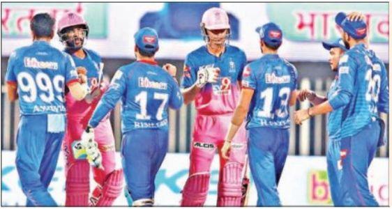 दिल्ली से पिछली हार का बदला लेने उतरेंगे राजस्थान