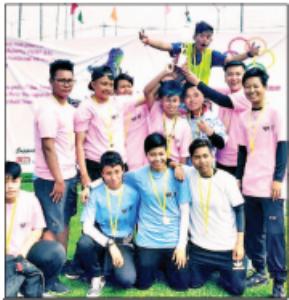इंफाल में १४ ट्रांसजेंडर ने मिलकर बनायी देश की पहली फुटबॉल टीम
