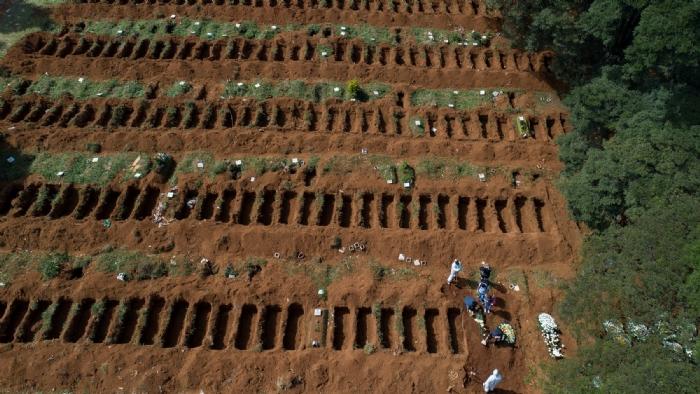 Latin America COVID grave