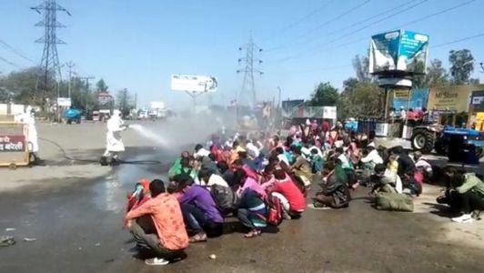 मजदूरों के मामले में SC द्वारा केंद्र और राज्य सरकारों को नोटिस
