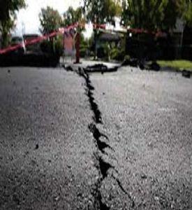 लेह के अलची इलाके में 3.2 तीव्रता का भूकंप