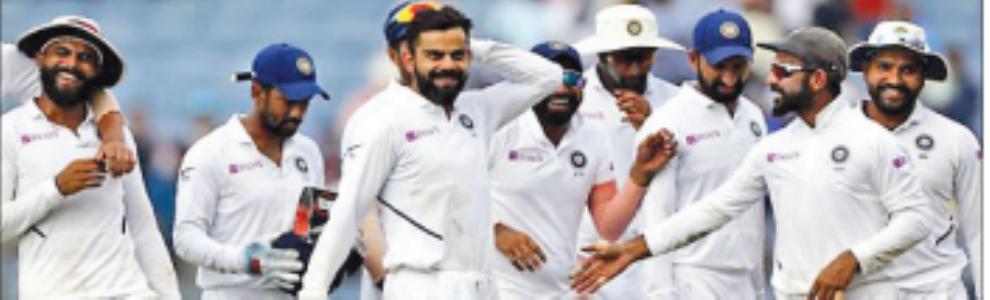 WTCके ड्राॅ या टाई हाेने पर भारत और न्यूजीलैंड संयुक्त विजेता हाेंगे