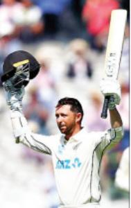 पदार्पण टेस्ट में दाेहरा शतक बनाने वाले छठे बल्लेबाज बने काॅनवे
