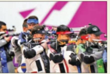 भारतीय निशानेबाजाें का एक और निराशाजनक प्रदर्शन