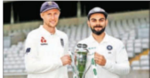 रद्द टेस्ट काे बाद में आयाेजित करने का प्रयास करेंगे भारत और इंग्लैंड