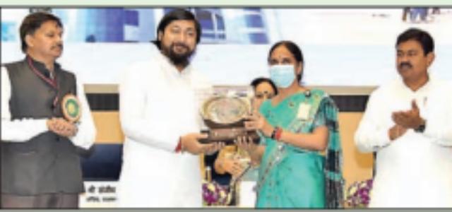 BEL ने लगातार दूसरी बार जीता राजभाषा कीर्ति पुरस्कार