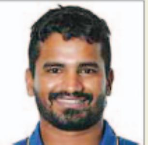 चाेट की वजह से टी-20 विश्वकप से बाहर हाे सकते हैं कुसल परेरा !