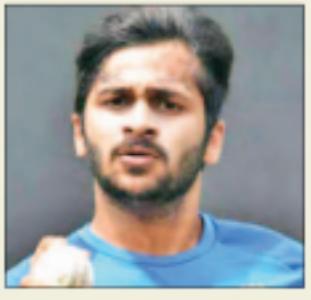 पूरी टीम संक्रमित हाेने के ख्याल काे लेकर काफी भयभीत थी : शार्दुल ठाकूर ने कहा