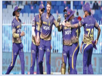KKRकी शानदार जीत में बल्ले से चमके सुनील नरेन